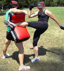 Sharon - Boxing Group
