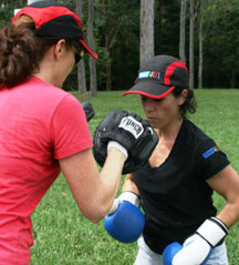 Group boxing Brisbane